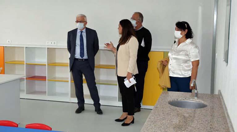 Nur Çakıroğlu Albak Çocuk Gündüz Bakımevi Açılıyor