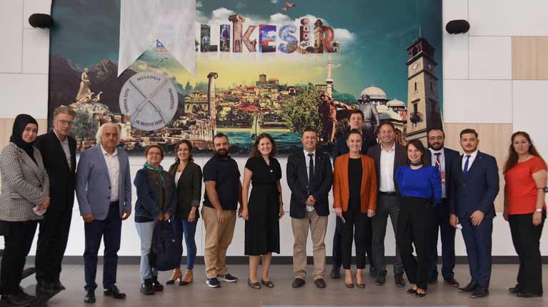 Balıkesir'de NE10 'Turizm Çalıştayı' gerçekleştirdi
