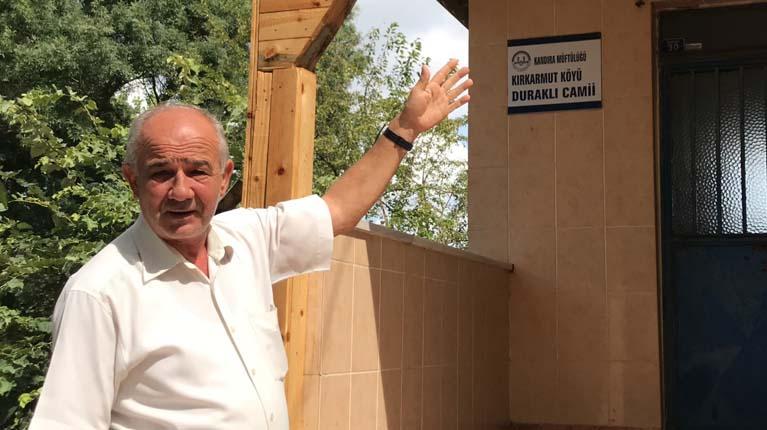 Kocaeli Büyükşehir'den ibadethanelere destek